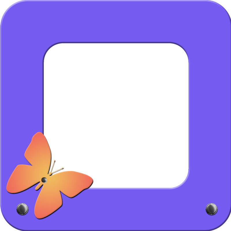 Backgrounds with Butterflies.