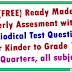 Ready Made Periodic/Quarterly Assessment Test Questions with TOS (4th Quarter)