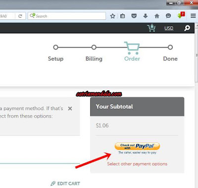 Cara Registrasi Top Level Domain Di Namecheap