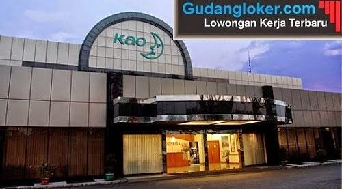 Lowongan Kerja Terbaru PT Kao Indonesia