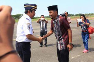 Jokowi Janjikan Pesawat Boeing 737 Akan Segera Beroperasi Di Bandara Bua