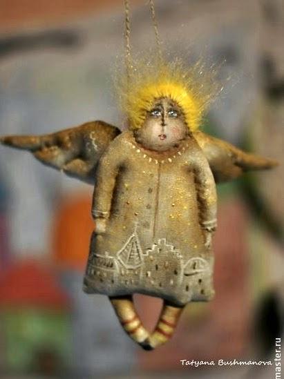 artystyczny aniolek