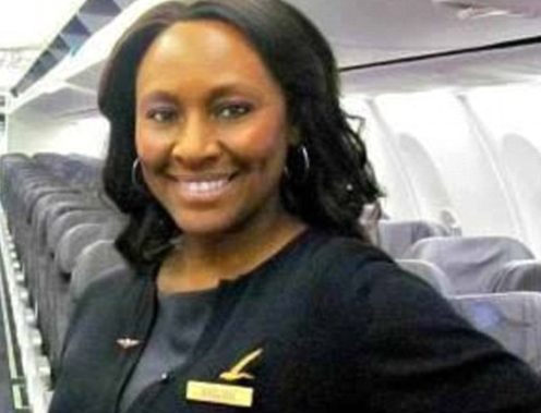 Стюардесса в США спасла ребёнка от торговца детьми