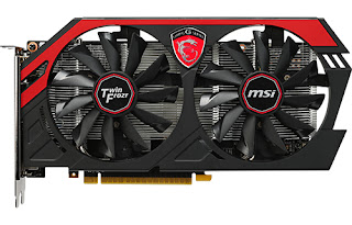 GeForce GTX 750 GPU