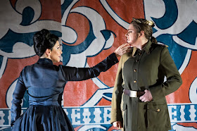 Rossini: Semiramide - Joyce DiDonato, Daniela Barcellona - Royal Opera (Photo Bill Cooper)
