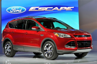 ford escape owners manual release date redesign