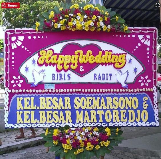 toko bunga solo pernikahan 4