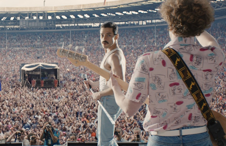 Bohemian Rhapsody | Divulgada novas imagens da cinebiografia de Freddie Mercury