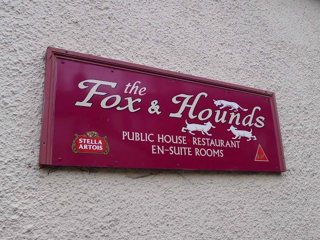 Fox and Hounds Llancarfan