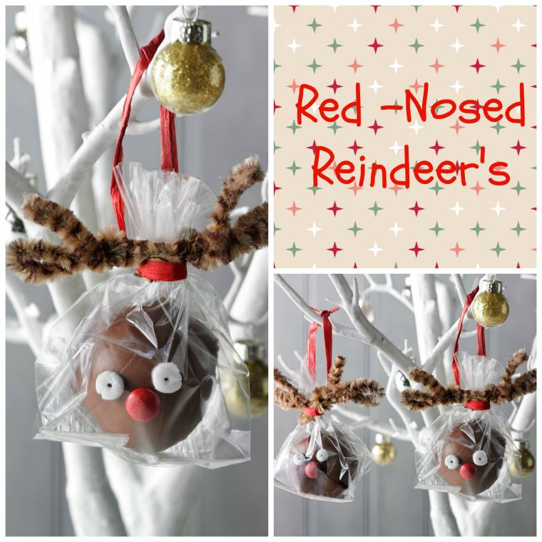 Red -Nosed Reindeer's...