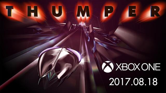 إصدار Thumper قادم لجهاز Xbox One في تاريخ 18 أغسطس