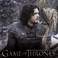 Jon Nieve in Game of Thrones Cap. 4x09