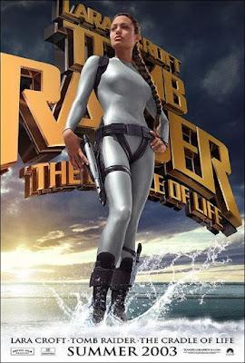 Lara Croft Tomb Raider: The Cradle Of Life 2003 DVD R1 NTSC Latino