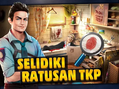 Criminal Case v2.4.2 Mod Apk Data | Dades93