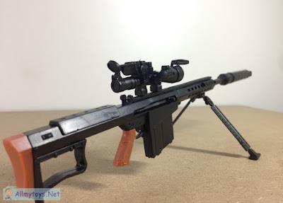 1:6 Scale Model Toy Gun M82A1 1