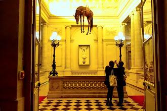 Expo : Not Afraid of Love, Maurizio Cattelan - Monnaie de Paris - Jusqu'au 8 janvier 2017