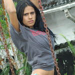 Andrea Rincon, Selena Spice Galeria 26 : Polo Gris – My Biggest Fan.. a Chicken Foto 25