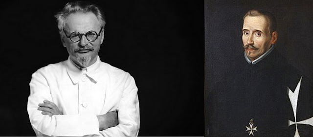 Leon Trotsky e Lope de Vega