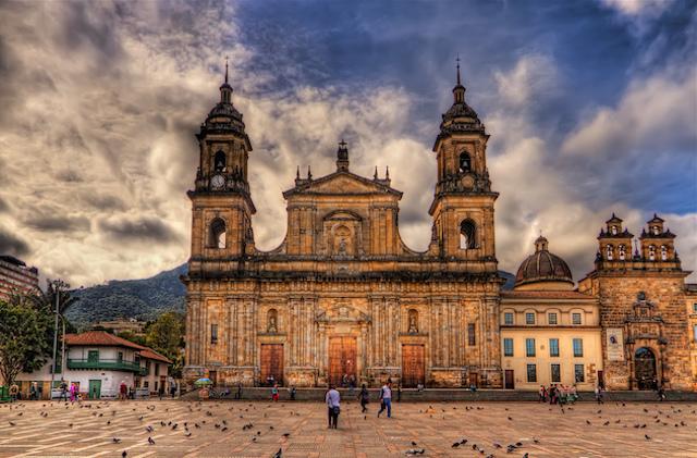 Catedral Primada de Colombia Bogota