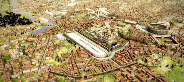 Historia de Roma y Derecho romano
