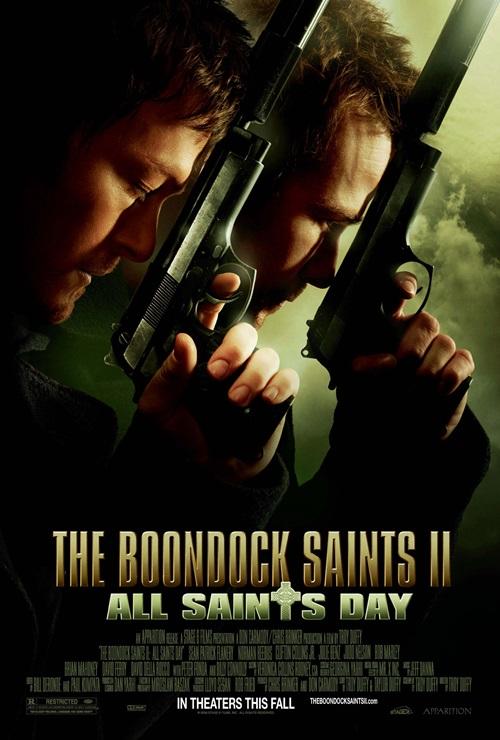 Şehrin Azizleri 2 : Azizler Günü (2009) 720p Film indir