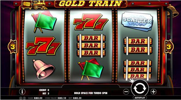 Game hot tháng này: Gold Train
