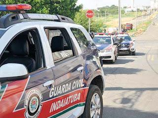 Município de Indaiatuba consegue baixar maioria dos índices criminais