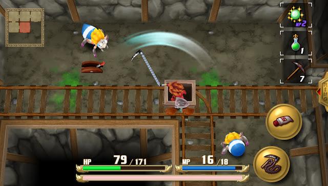Adventures of Mana se ha lanzado para PSVita 1