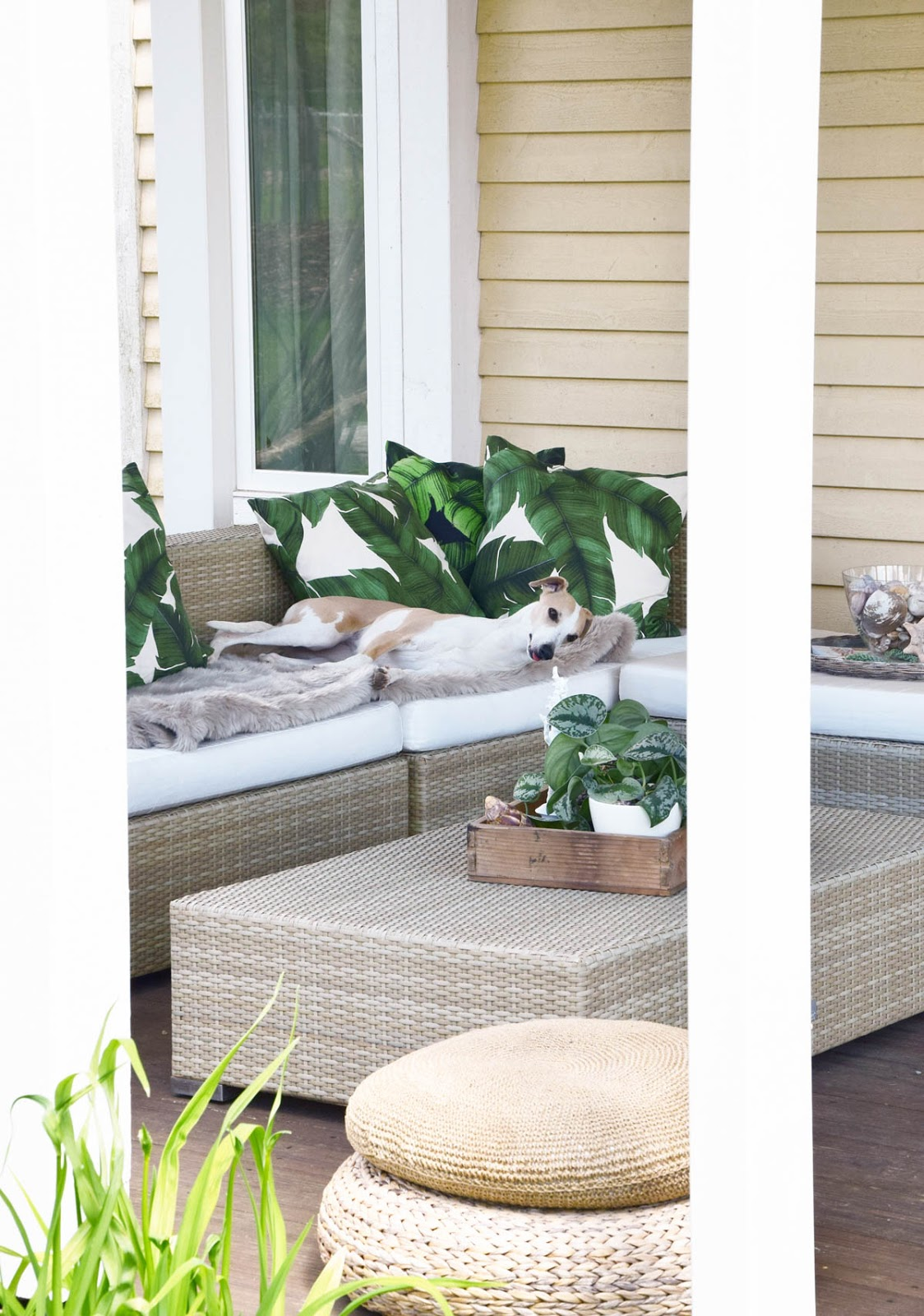 schne terrassen deko large size of terrasse wand. Black Bedroom Furniture Sets. Home Design Ideas