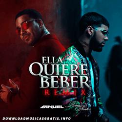Baixar Música Ella Quiere Beber - Anuel AA ft. Romeo Santos (Remix) Mp3