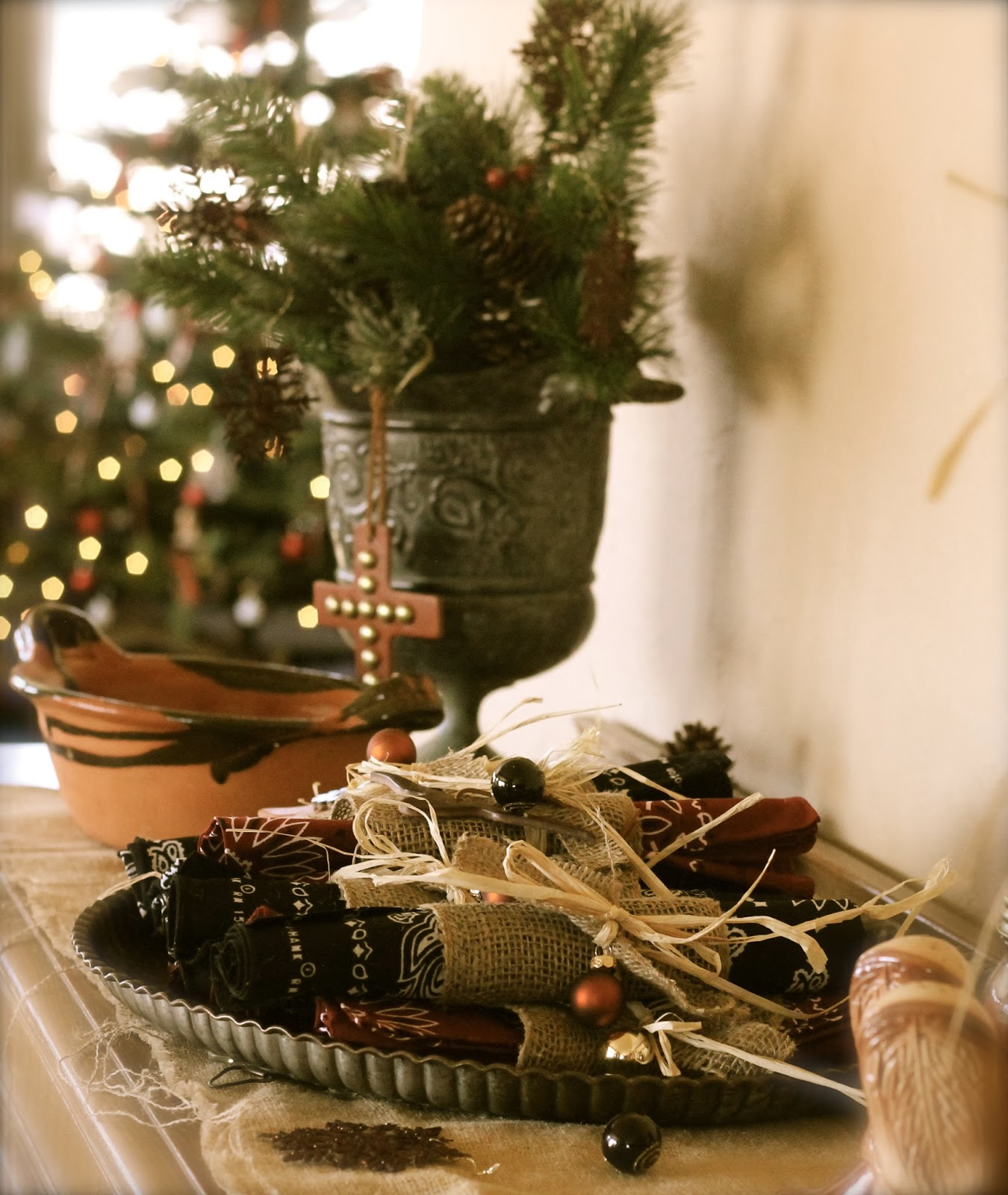 Where Your Treasure Is: A Cowboy Christmas Brunch