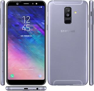 Samsung Galaxy A6+ (2018) spesifikasi dual kamera belakang dengan kamera depan resolusi terbesar (24 MP)