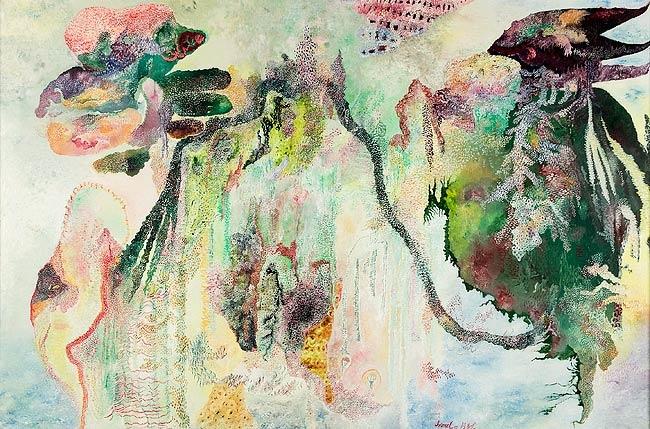 Resultado de imagen para Pinturas de Ursula Schultze-Bluhm