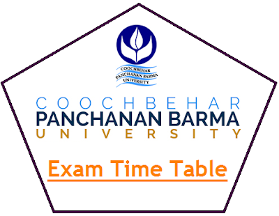 Barma University Exam Time Table 2021