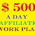 Make $ 500 Dollar a day promote Clickbank Products