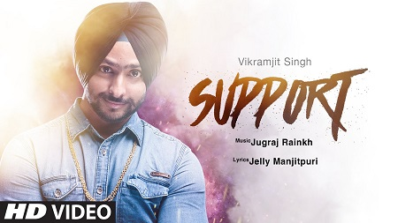 VIKRAMJIT SINGH Support New Punjabi Songs 2016 JUGRAJ RAINKH Latest Music Video JELLY MANJITPURI