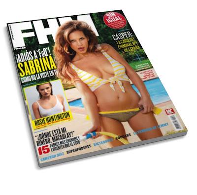 Revista FHM Julio 2011