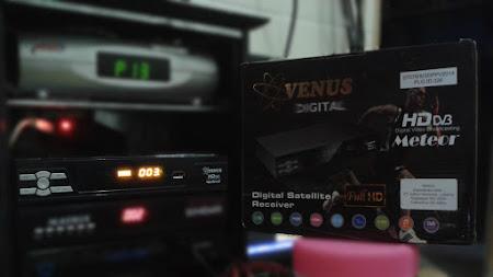 Spesifikasi Lengkap Receiver  Venus Meteor HD