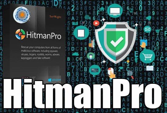 تحميل وتفعيل برنامج HitmanPro 3.8.18 عملاق مكافحة الفيروسات وملفات التجسس اخر اصدار