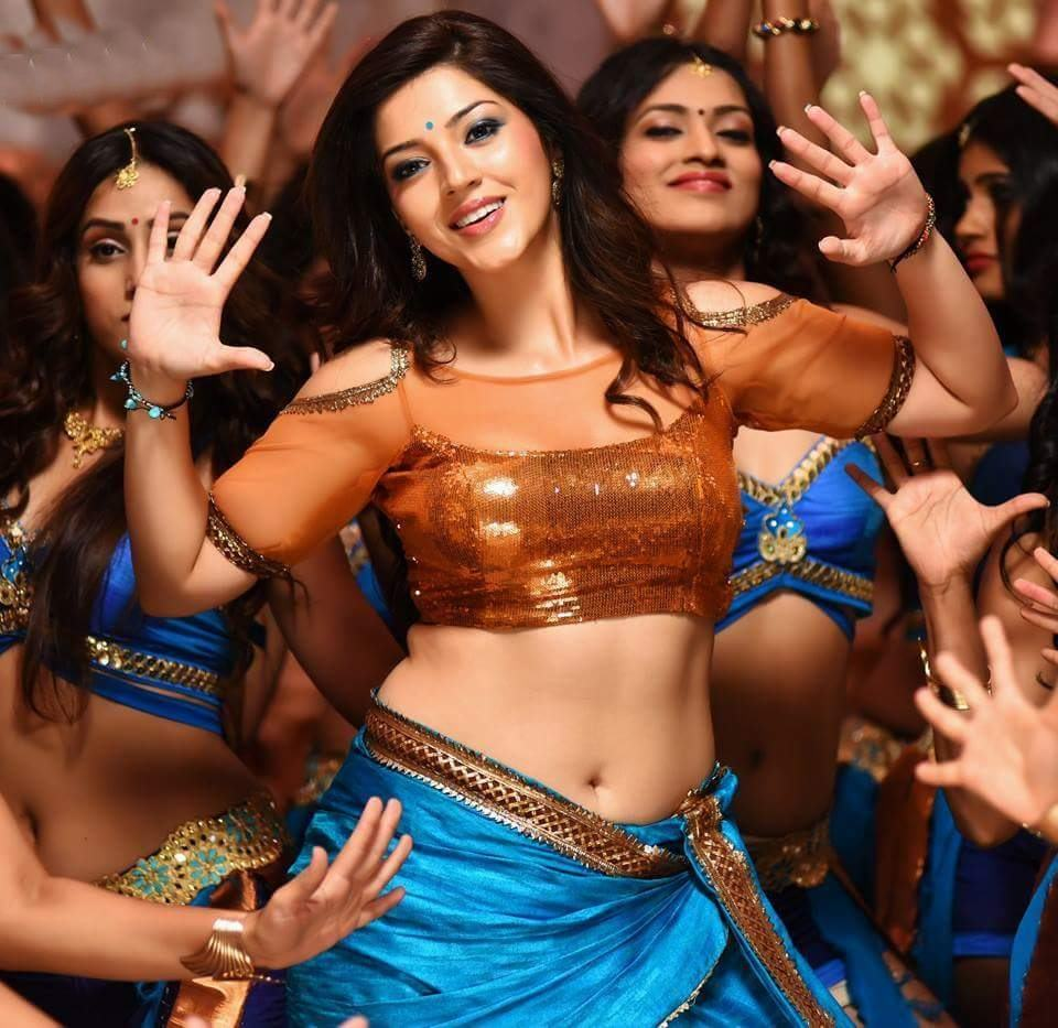 Actress MehreenPirzada Latest HD Images In Saree