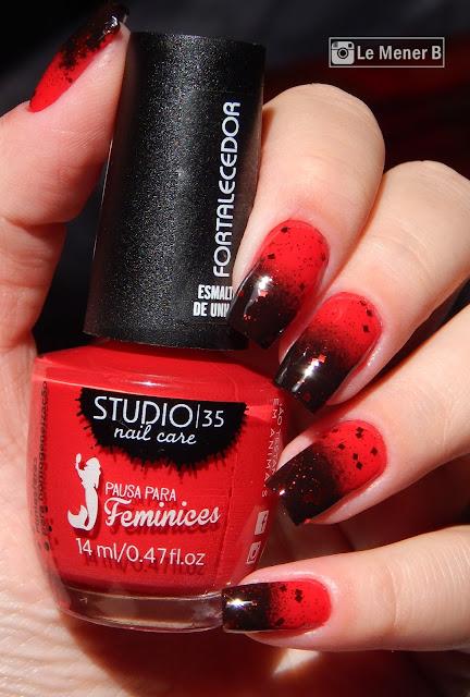 nail-art-vermelha