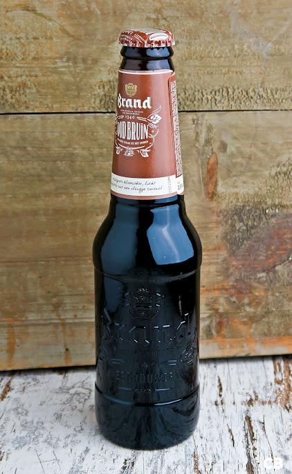 Brand Oud bruin bier