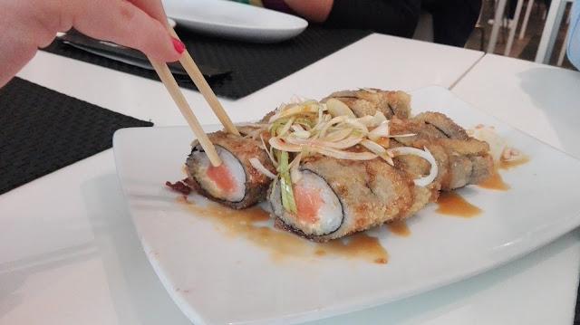FOODIE | Sushi Factory [Lisboa, Portugal]