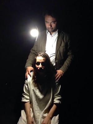 Cristina Oliva y Sergio Villanueva