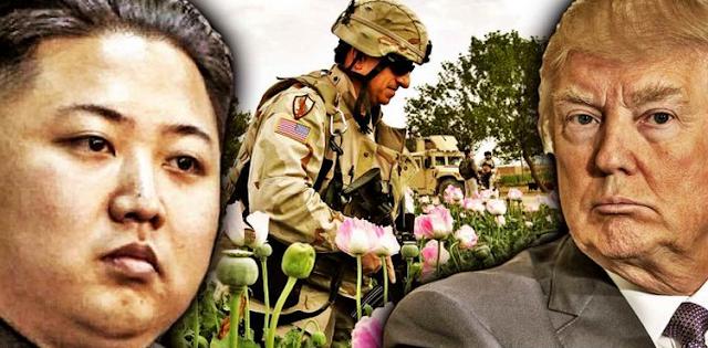 North Korea Opium