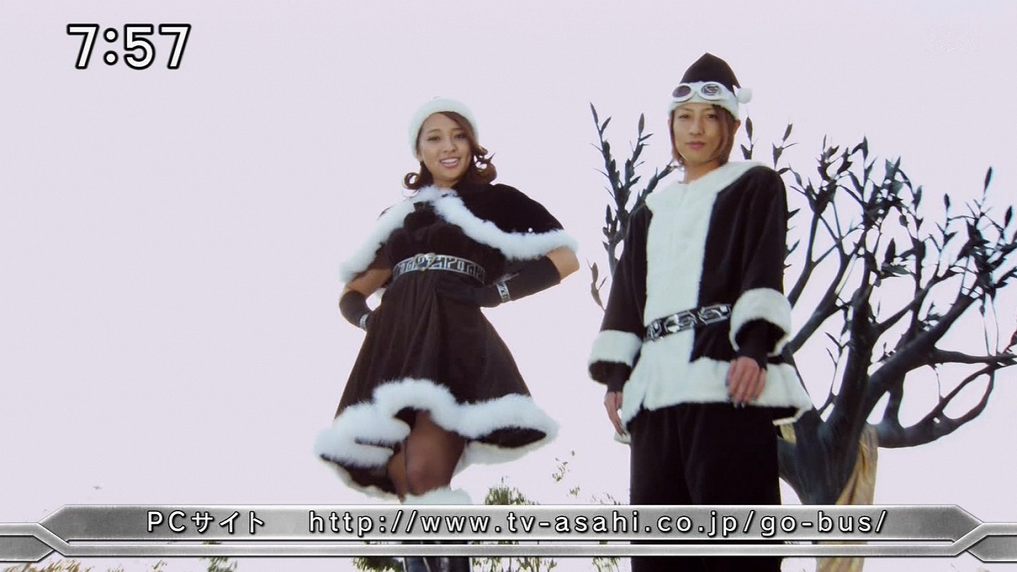 Tokumei sentai go busters episode 12 - When does the new
