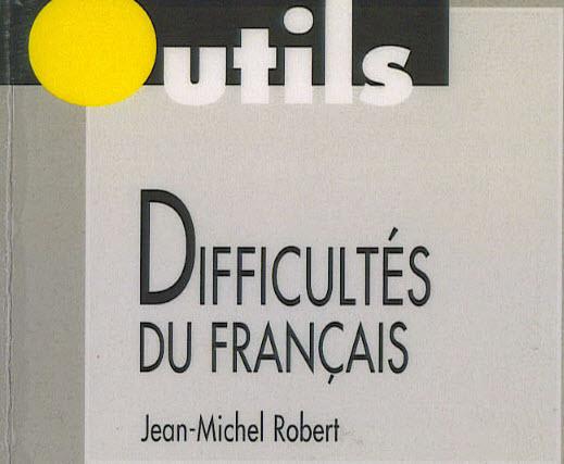 Télécharger livre Outils difficultés du français