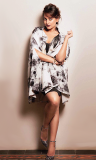 Sonakshi Sinha photo shoot for Grazia