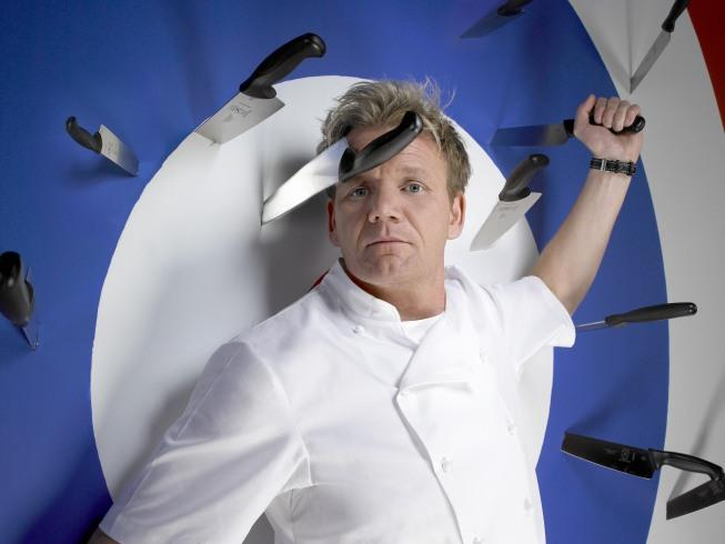 Gordan Ramsay S Kitchen Nightmares Uk