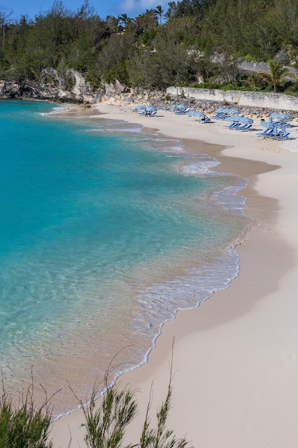 Pink Sand Beaches of Bermuda
